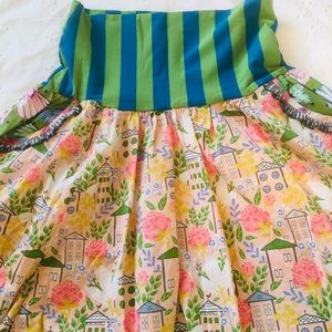 Matilda Jane Homeward Bound skirt size M